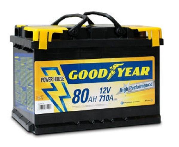 Akumulator samochodowy Goodyear