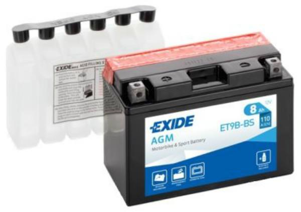 Akumulator samochodowy Exide