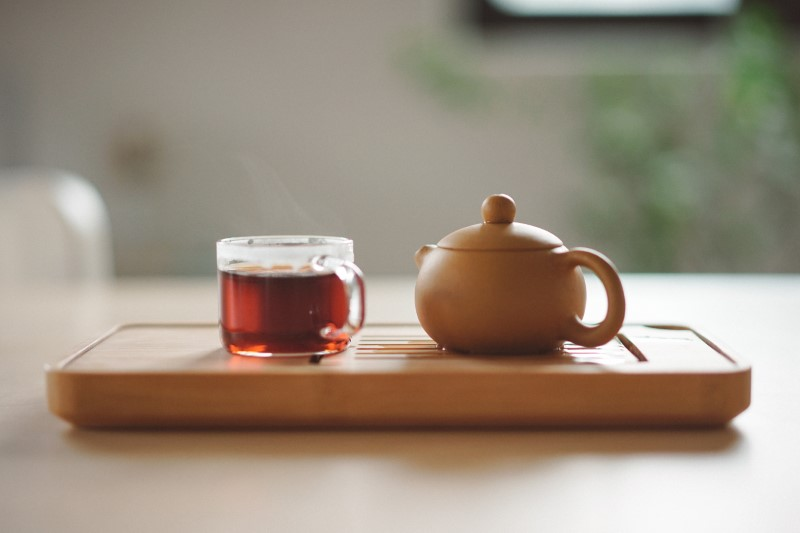 Napój Mauritius: Bois Cheri Tea